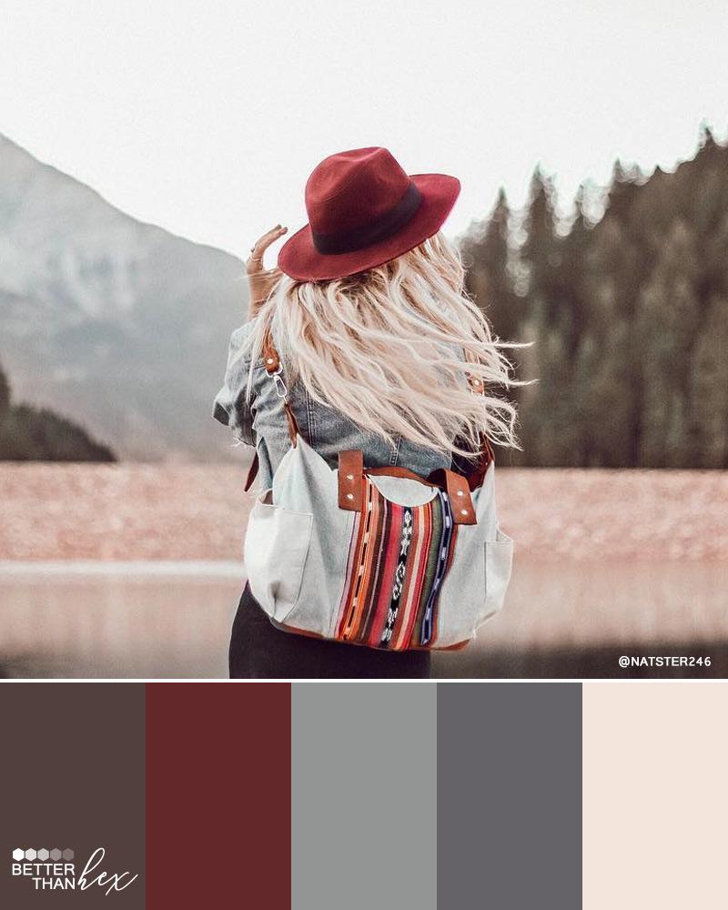 Fashion Color Palette