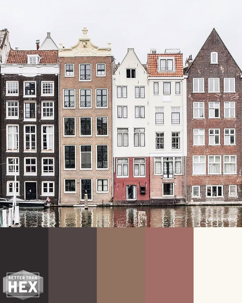 Amsterdam Color Palette